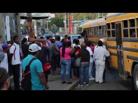 Transporte Ciudad Sandino-Managua saturado