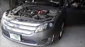 Fuse Box Location And Diagrams Ford Fusion 2010 2012 Youtube