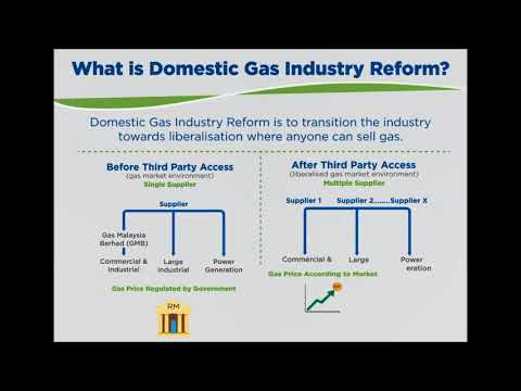 MGA's Gas Advocacy Series 2017: Part 3 - Gas Industry Reform for Malaysia
