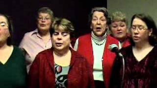 evergreen chorus on joe daily s holiday concert series 2011