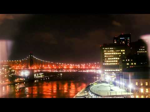 Night TimeLapse - 59th Street Bridge (Ed Koch) - New York City