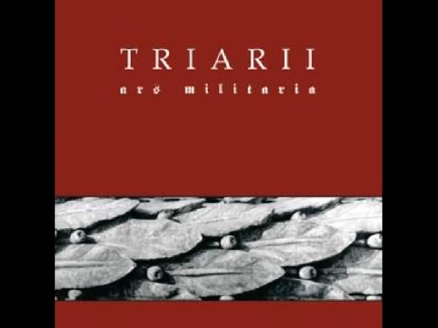 Triarii - Europe In Flames