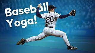 Yoga for Baseball | 25 Minutes | FOLLOW ALONG | Sport Yogi