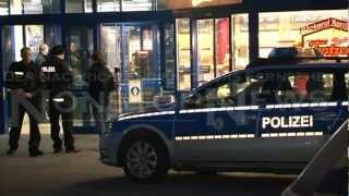 SEK Bremen stürmt LIDL-Markt nach brutalem Raubüberfall