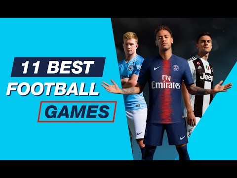 11 Best Football Games For Android In 2019 | Top Soccer Games 🔥