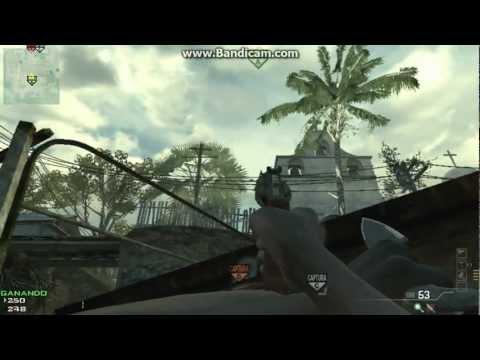 """Call of Duty MW3 """"Trucos Cuchillo Arrojadizo"""" Episodio #3 Mission"""