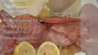 Видео урок приготовление кролика в сметане