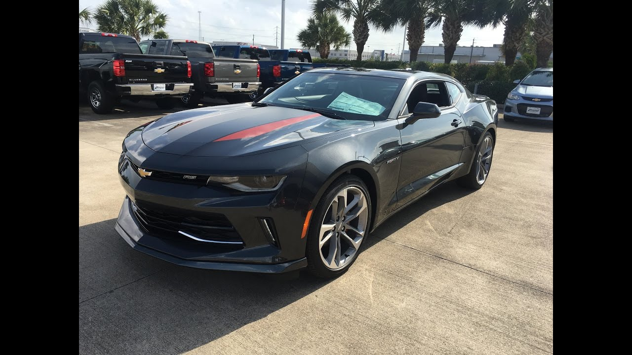 2017 Camaro 50Th Anniversary >> 2017 Chevrolet Camaro RS 50th Anniversary / 2.0L Turbo ...