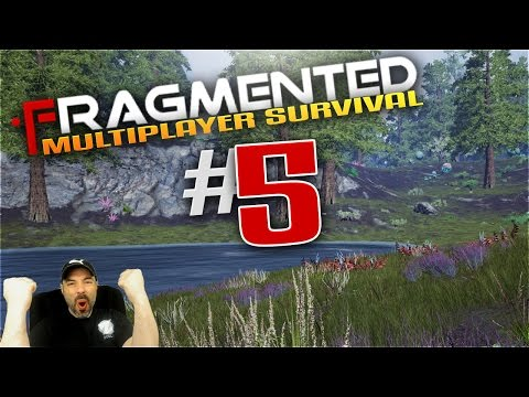 Fragmented Gameplay - Ep 5 - Beam Pistol (Multiplayer Survival Let's Play w XB)