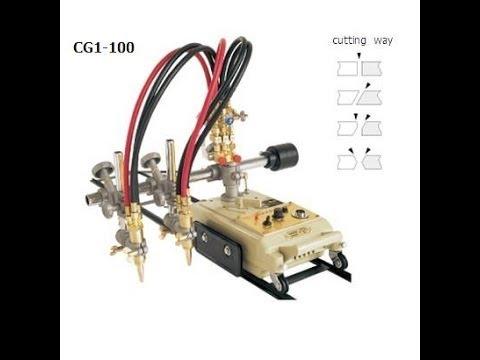 équipements de coupe à gaz CG1-100 De Chine fabricant
