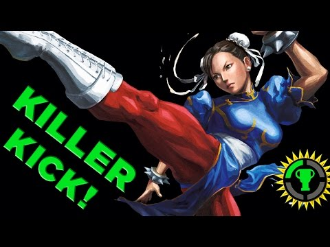 Thumbnail: Game Theory: Chun-Li's DEADLY Helicopter Kick (Street Fighter 5)
