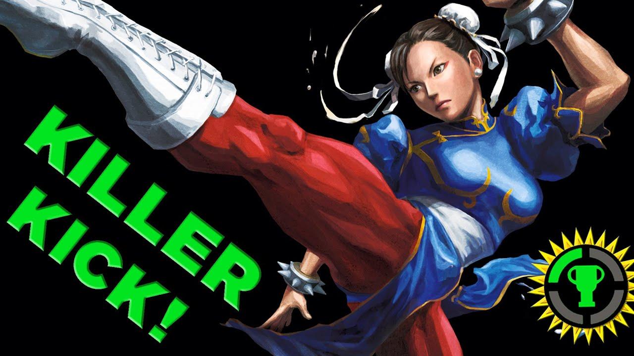 Can Chun Li Do A Spinning Bird Kick In Real Life Gametyrant
