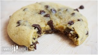 The SOFTEST Chocolate Chip Cookie Recipe