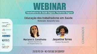 W4 - Educação dos Trabalhores em Saúde