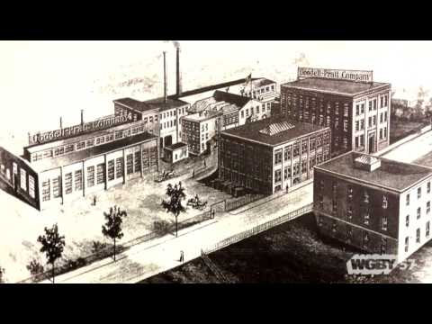 Unique Museums: Museum of Our Industrial Heritage | Connecting Point | Feb. 3, 2016