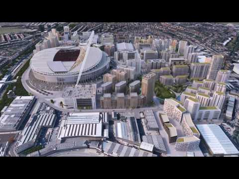 Our Vision for Wembley Park 2026