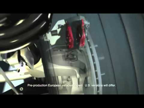 Ford Torque Vectoring Control