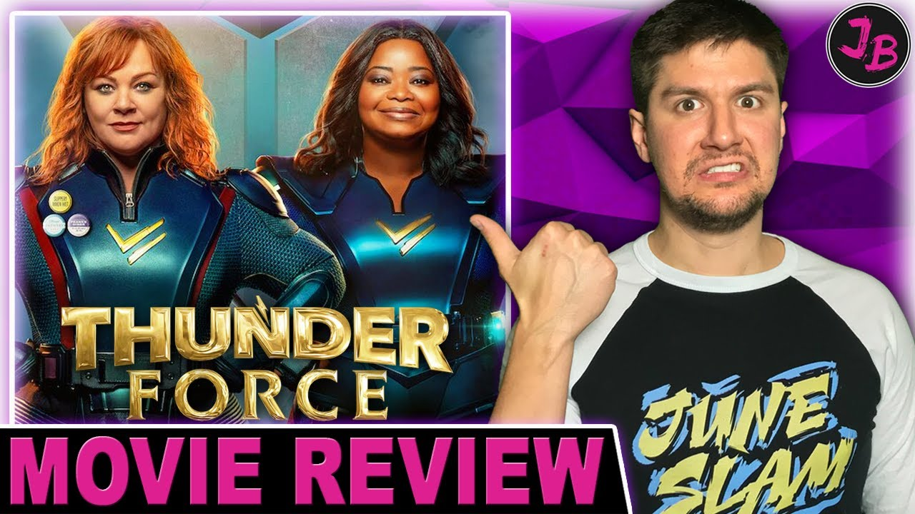 THUNDER FORCE (2021) – Netflix Movie Review