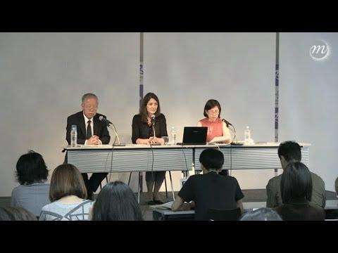 Exposition Hokusai au Grand Palais : conférence de presse au Japon (traduction français - japonais)