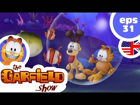 THE GARFIELD SHOW - EP31 - It's a cat's world