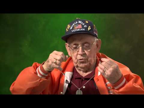 Oral History Project with WWII Veteran Paul Wilbur of Bangor, Maine