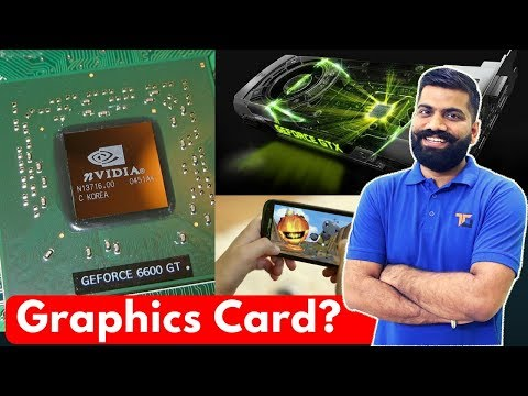 Graphics Card Explained? How GPU Works?