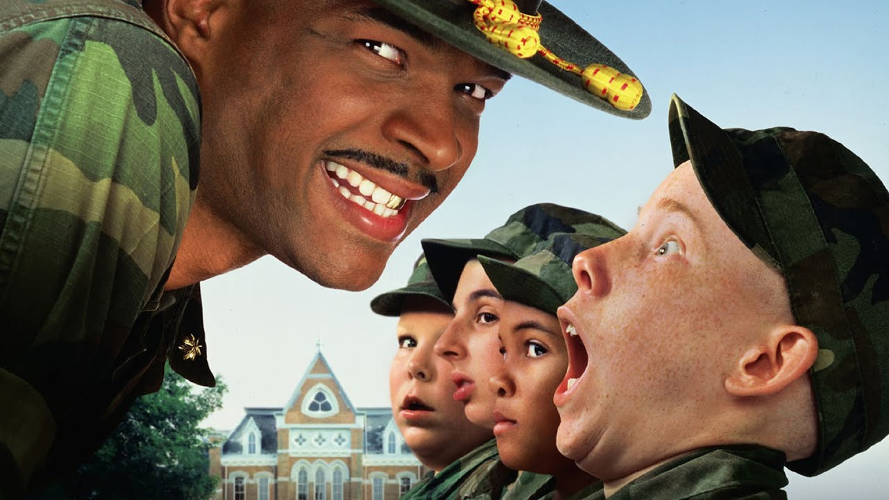 Bruno Mars Review >> Major Payne (1995) Movie Review by JWU - YouTube