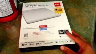 RCA Multi directional flat digital antenna