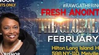 Highlights of Bishop Jackie McCullough at RAW 2016!