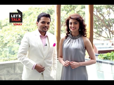 Let's Talk with Vinay I Ep 8 I Biocon I Bangalore Edition I Pranitha Subhash I Actress I Full