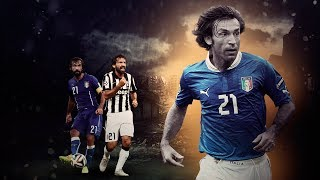 Андреа Пирло – последний гений сборной Италии - GOAL24
