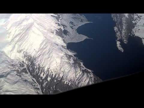College fiord, prince William sound