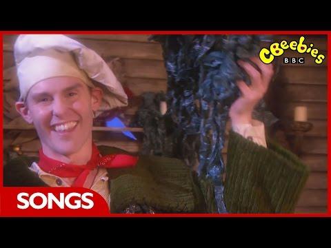 Swashbuckle | Cook's Seaweed Rap | CBeebies