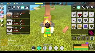 booga booga roblox we got all mag but weapons