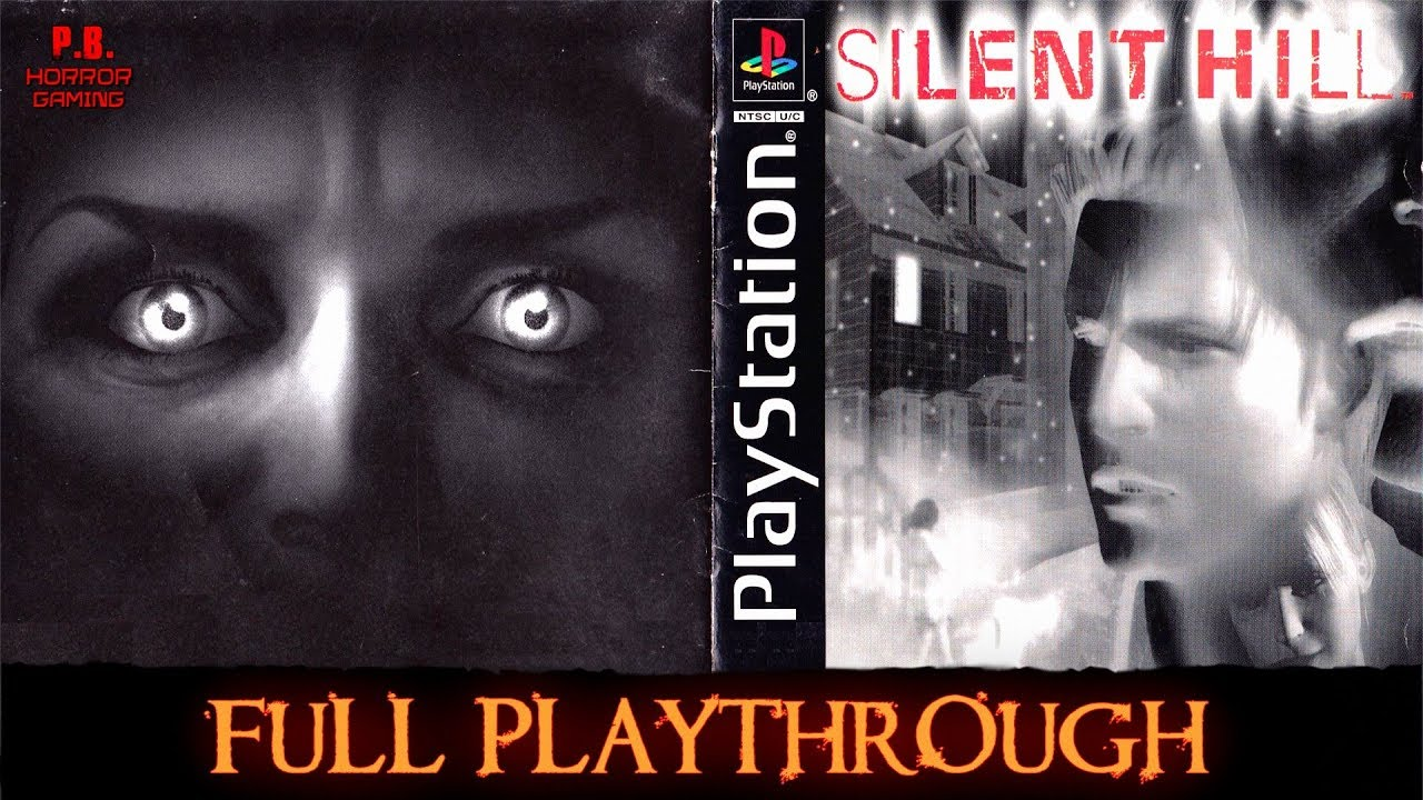Silent Hill 1 | Full Game (PS1) Longplay Gameplay Walkthrough No Commentary