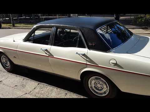 1969 XT GT Falcon Polar White