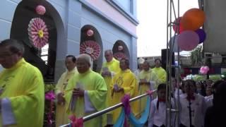 Thánh Lễ Kỷ Niệm 20 năm thành lập Trường Khiếm Thị Nhật Hồng
