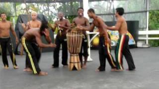 Capoeira de Contato - Rio de Janeiro thumbnail