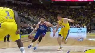 14.03.2019 / Maccabi FOX Tel Aviv - Anadolu Efes / Vasilije Micic