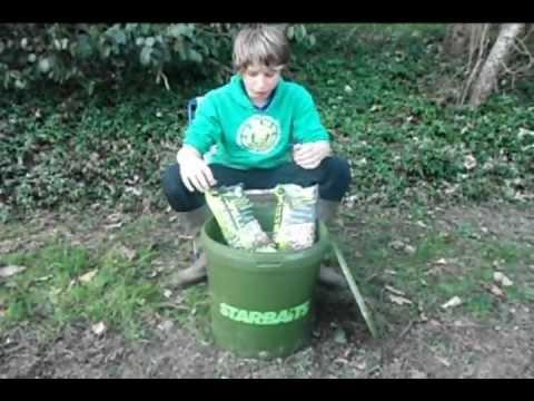 La pêche pour les débutants la chasse du carassin