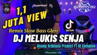 DJ Melukis Senja Terbaru Paling Slow || Bass Glerr Mantab || DJ Cemplon Wonosobo Slow Bass || JBBC