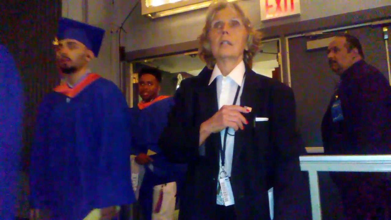 Graduation 2017 BMCC! - YouTube