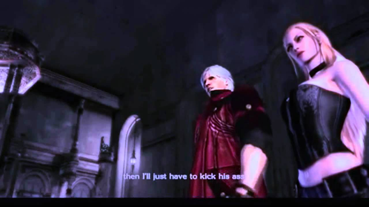 V Quotes Dmc Devil May Cry 4: Dante Quote - Youtube