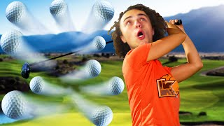GOLF WITH EXTREMELY MODDED MODS! (Golf With Friends)