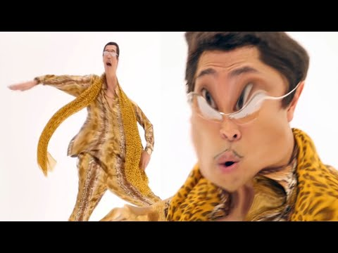PPAP but every time he says pen it gets bass boosted slowed and distorted