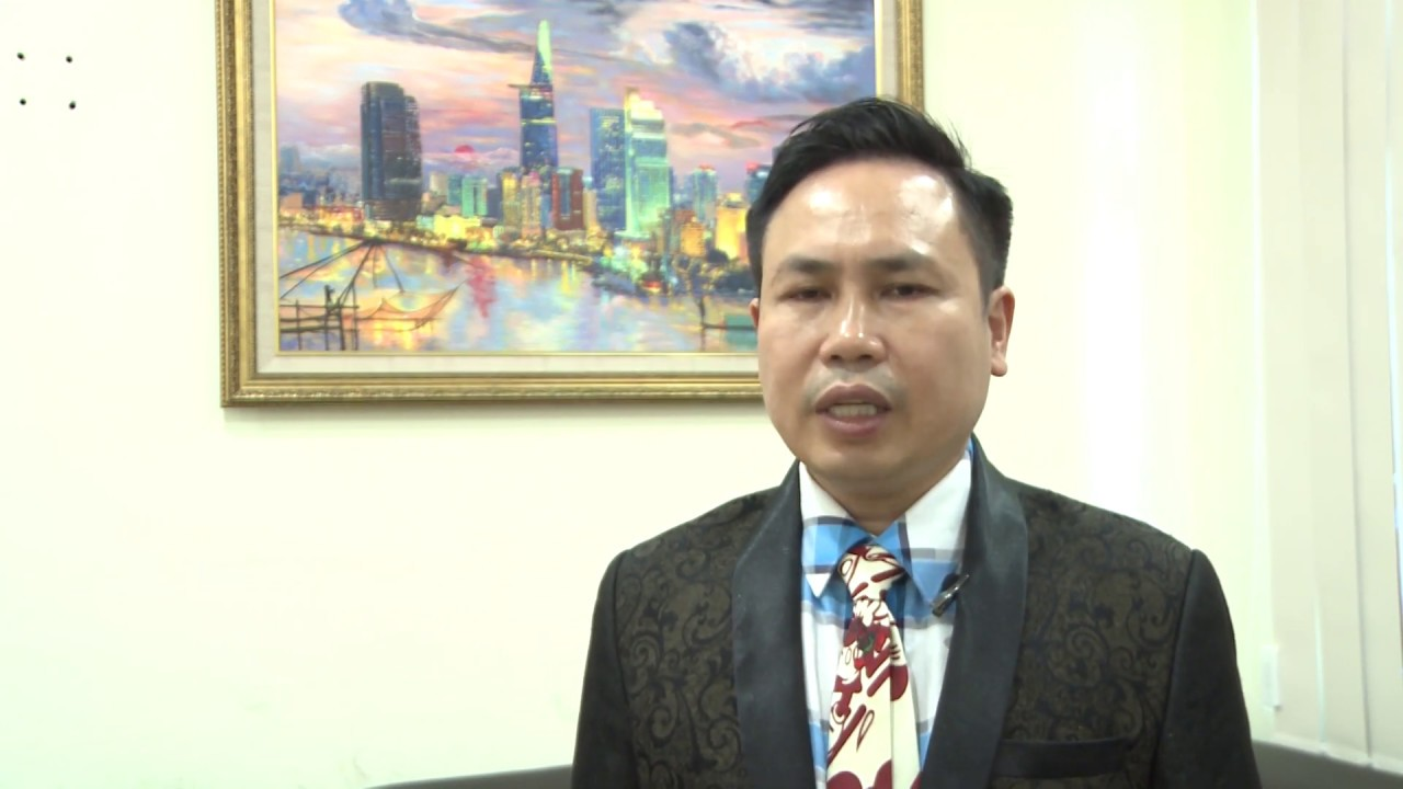 Chủ tịch David Chinh Trương - Glink App JSC
