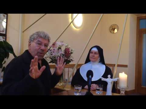 SPIRITUAL JOURNEY THROUGH IRELAND, THE POOR CLARES, NUN
