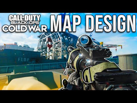 Three lane or realistic maps? (Black Ops Cold War Map Design)