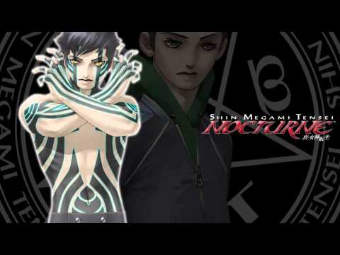 Last Boss Battle After Transformation - Shin Megami Tensei: Nocturne Music Extended