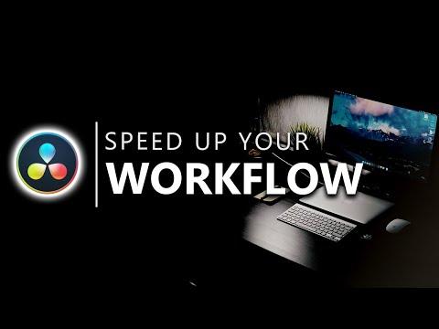 5 Davinci Resolve Editing Workflow HACKS That Will BLOW YOUR MIND